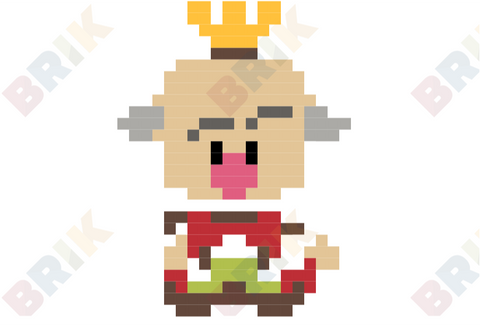 King Candy Pixel Art