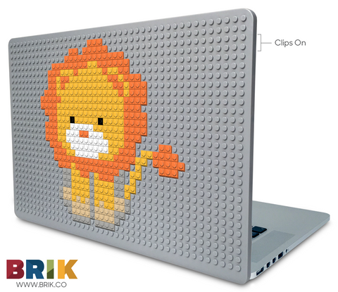 Lion Laptop Case