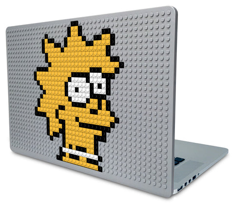 Lisa Simpson Laptop Case