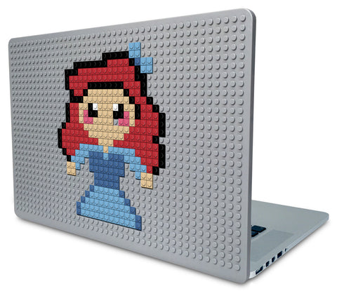 Little Mermaid Laptop Case