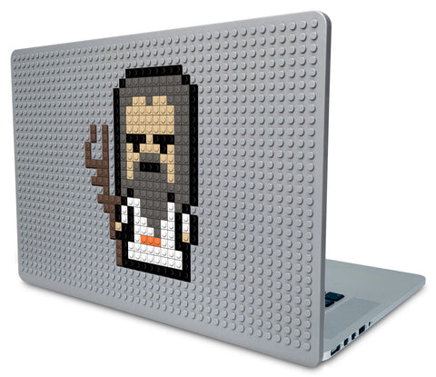 LOTR Saruman Laptop Case