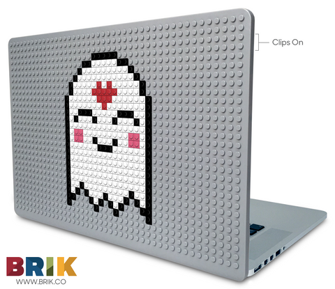 Love Ghost Laptop Case