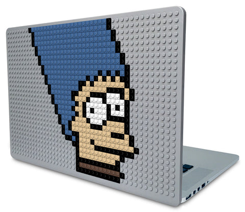 Marge Simpson Laptop Case