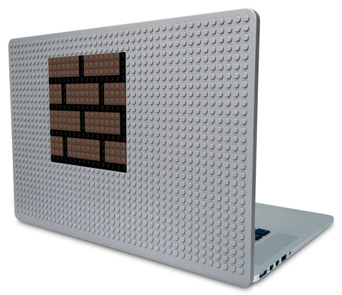 Mario Block Laptop Case