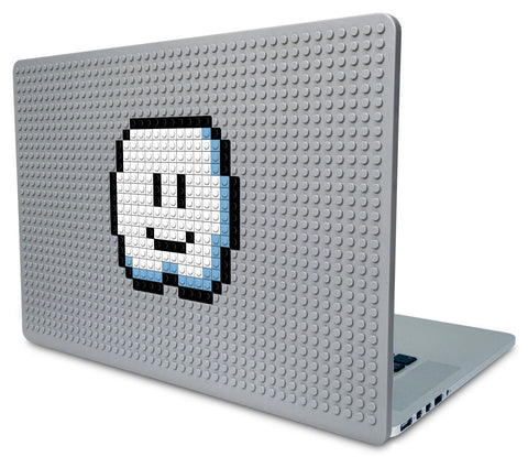 Mario Cloud Laptop Case
