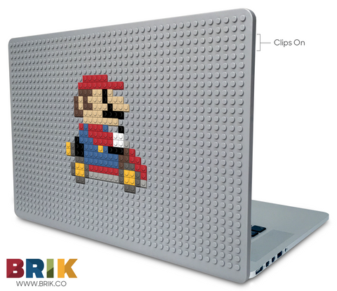 Mario Kart Laptop Case
