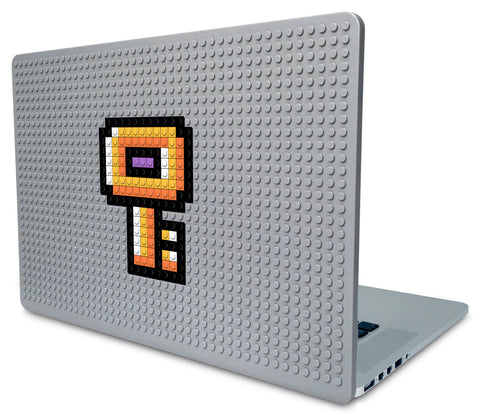 Mario Key Laptop Case