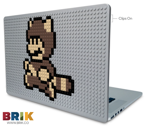 Mario Tanooki Laptop Case