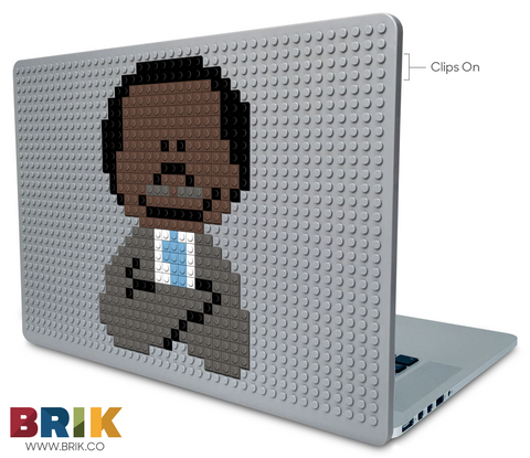 Martin Luther King Jr. Day Laptop Case