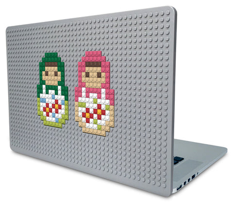 Matryoshka Doll Laptop Case