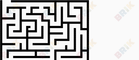 Maze - Normal Pixel Art