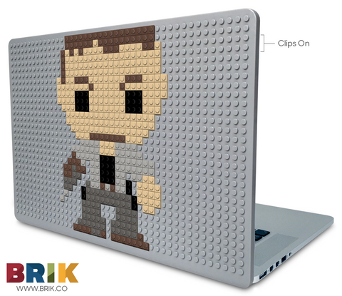 Merle Dixon Laptop Case