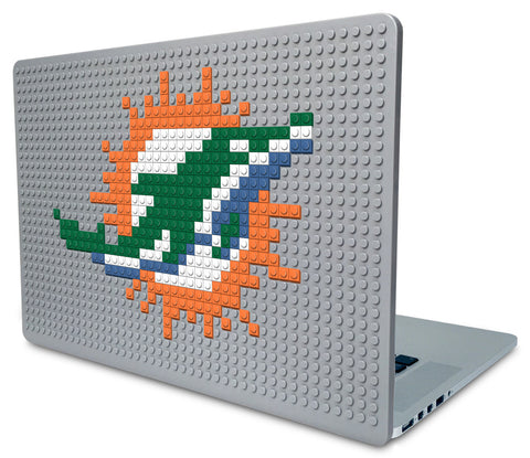 Miami Dolphins Laptop Case