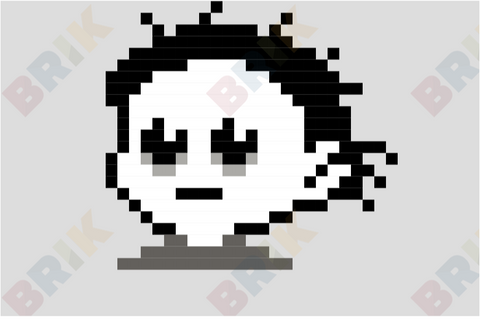 Michael Myers Pixel Art
