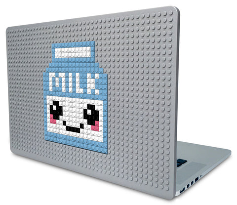 Milk Laptop Case