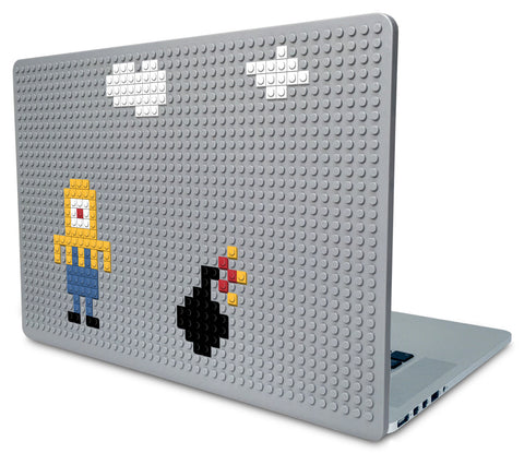 Minion Bomb Laptop Case