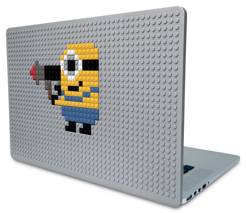 Minion Rocket Laptop Case