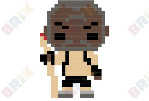 Morgan Jones Pixel Art