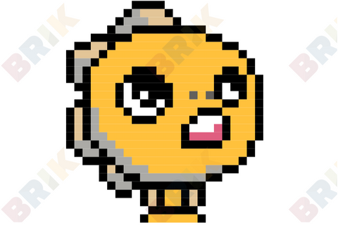 Monster Kid Pixel Art