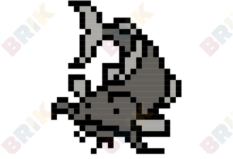 National Catfish Day Pixel Art