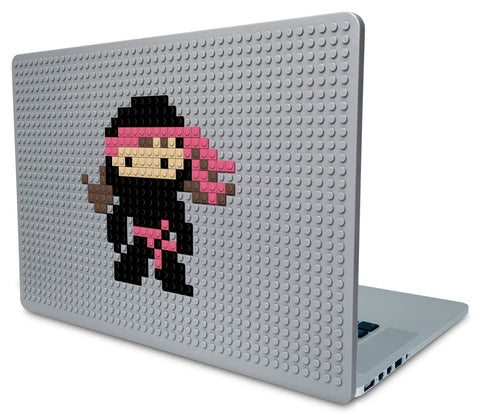 Ninja Girl Laptop Case