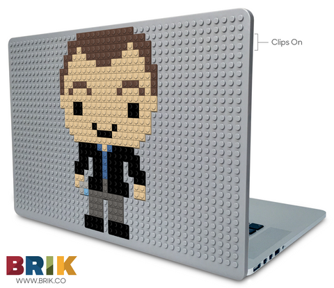 Ninth Doctor Laptop Case