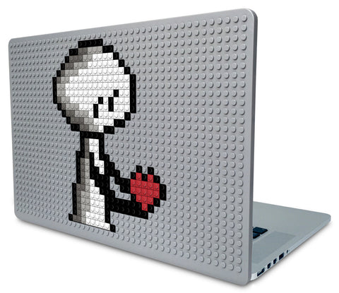 Nonnetta Heart Laptop Case