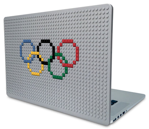 Olympic Rings Laptop Case