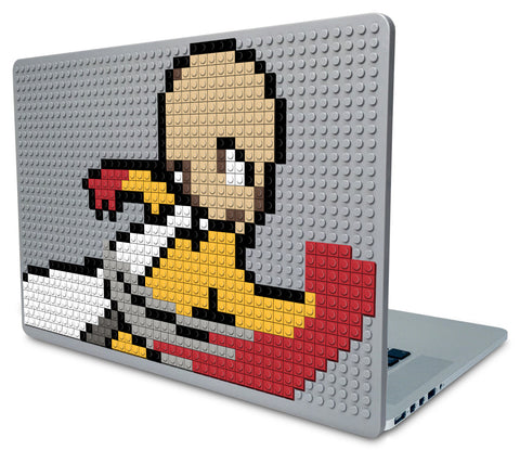 One Punch Man Saitama Laptop Case