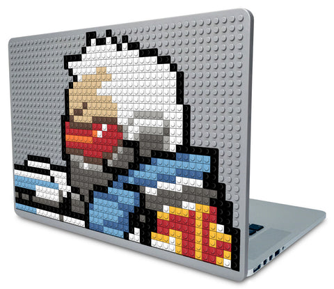 Overwatch Soldier 76 Laptop Case