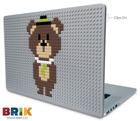 Papa Bear Laptop Case