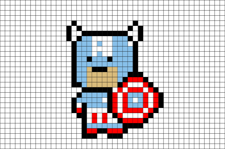 Index in addition 144358983 Pixel Captain America further 333520 in addition Orange Pixel Art moreover 12673740871. on design your own lego