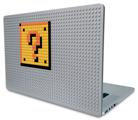 Coin Block Laptop Case