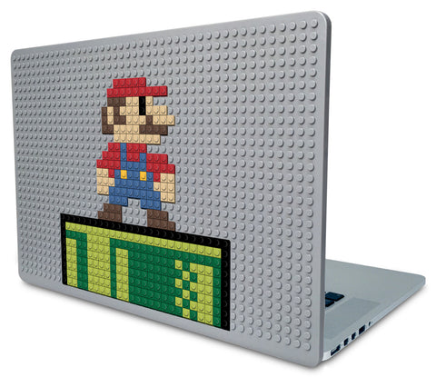 Mario and Tube Laptop Case