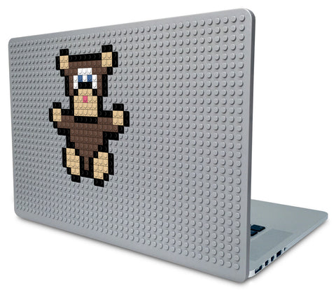 Teddy Bear Laptop Case