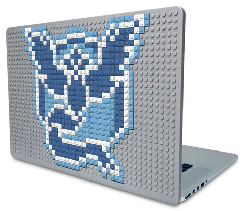 Pokemon Go Team Mystic Laptop Case