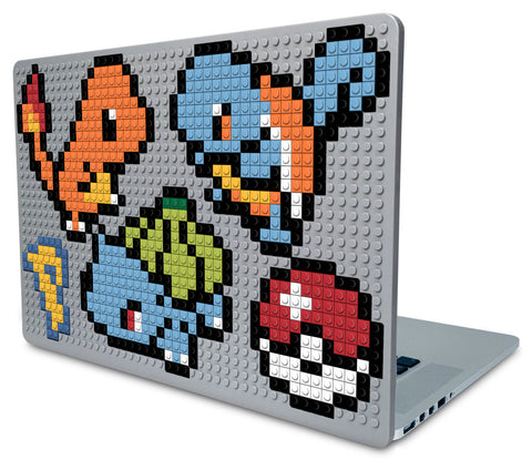 Pokemon Trio Laptop Case