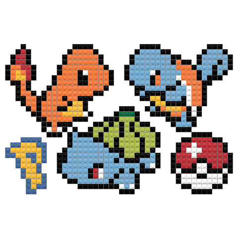 Pokemon Trio