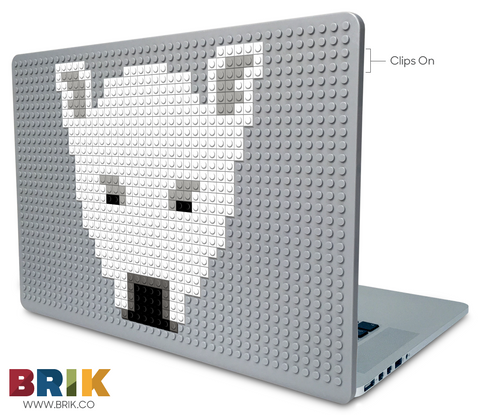 Arctic Wolf Laptop Case