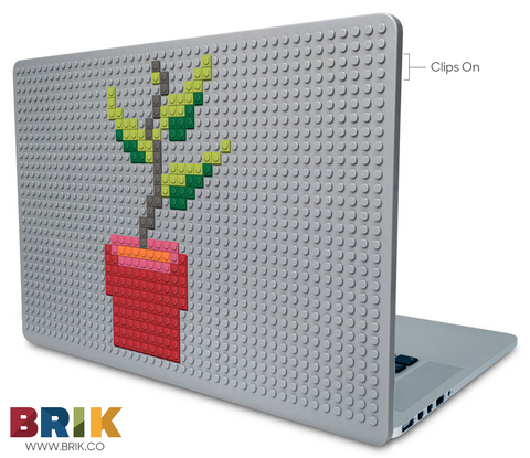 Potted Plant Laptop Case