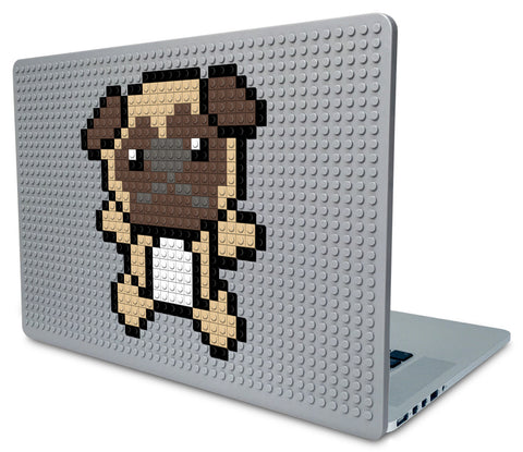 Pug Laptop Case