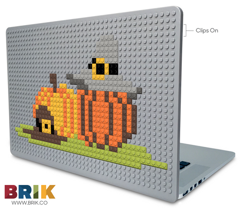 Pumpkin Laptop Case