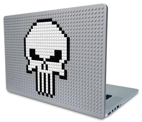 Punisher Skull Laptop Case