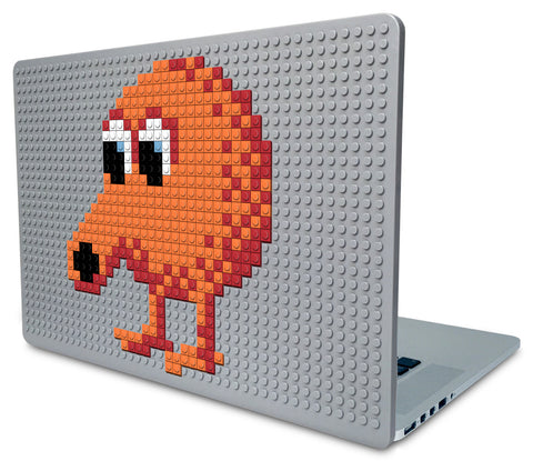 Q Bert Laptop Case