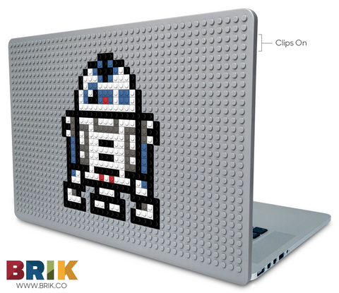 R2 D2 Laptop Case