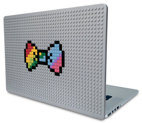 Rainbow Tie Laptop Case