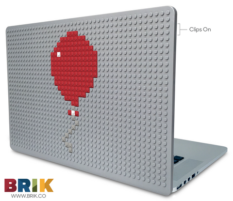 Red Balloon Laptop Case