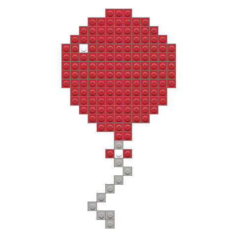 Lego® Red Balloon