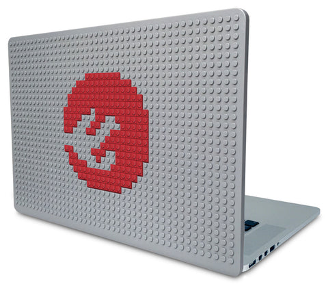 Red Lizard Laptop Case
