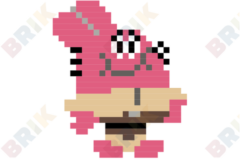 Richard Watterson Pixel Art